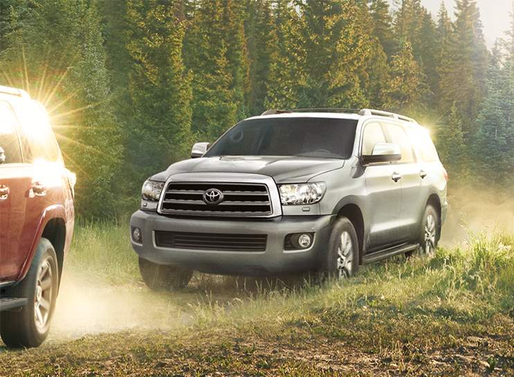 2017 toyota sequoia review. Black Bedroom Furniture Sets. Home Design Ideas