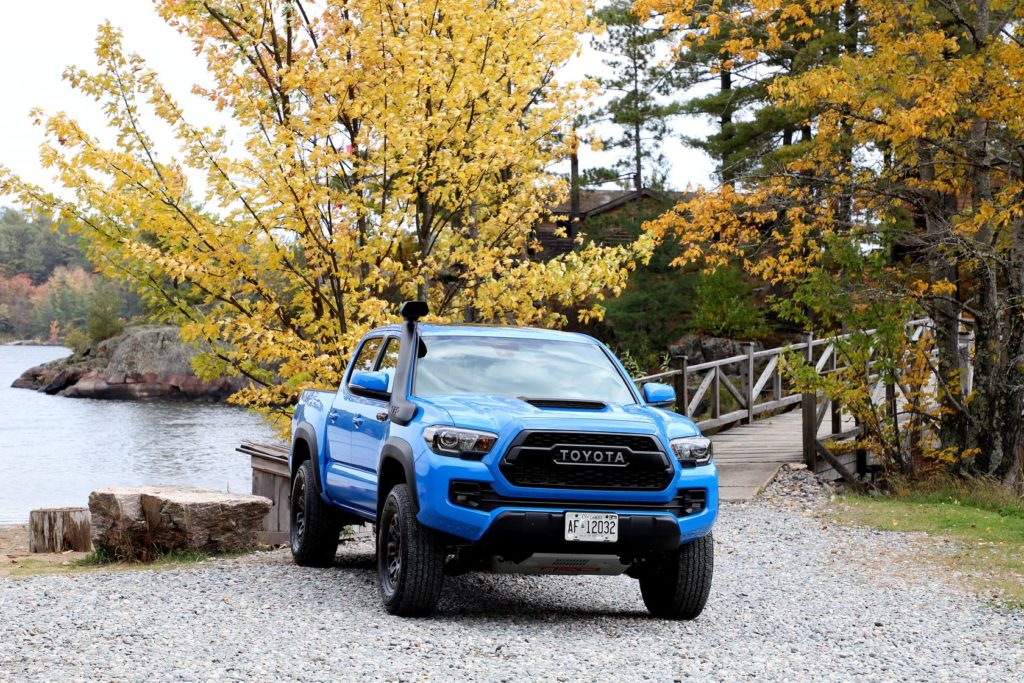 2019 Toyota Tacoma Trd Pro For Sale In Edmonton Ab